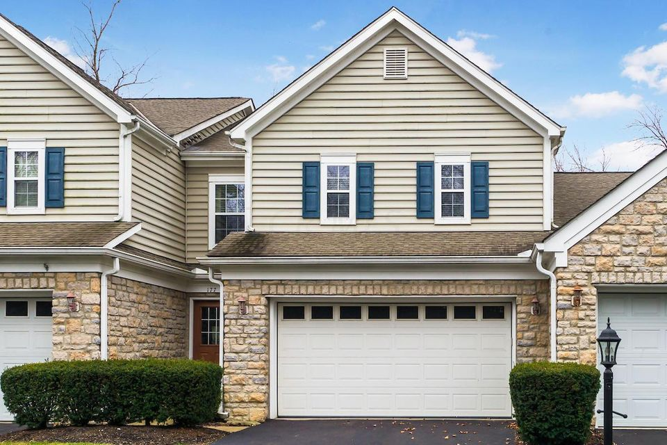 Photo of home for sale at 177 Trails End, Westerville OH