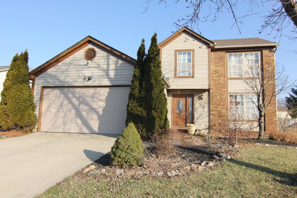 Photo of home for sale at 2952 Bretton Woods Drive, Columbus OH