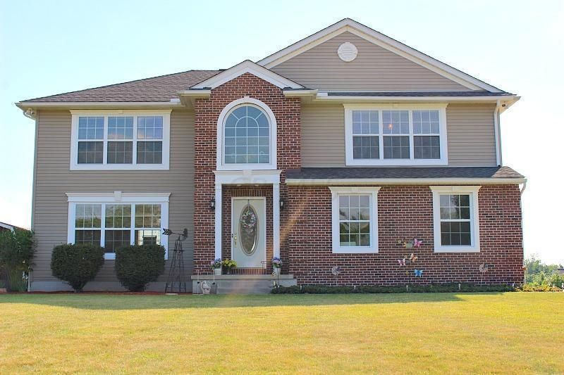 Photo of home for sale at 108 Sycamore Way, Thornville OH