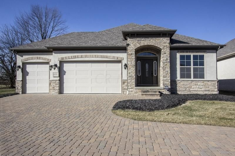 Photo of home for sale at 6056 Ellison Drive, Westerville OH
