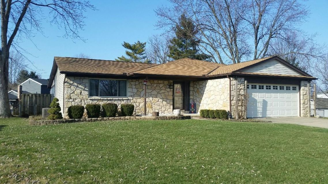 Photo of home for sale at 455 Pinebud Court, Pickerington OH