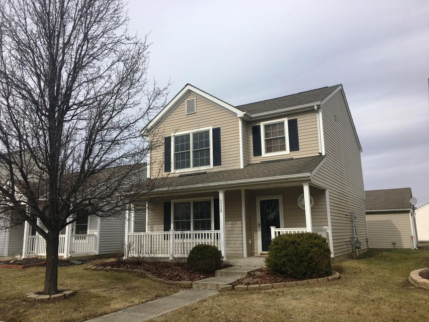 Photo of home for sale at 5528 Oconnell Street, Canal Winchester OH