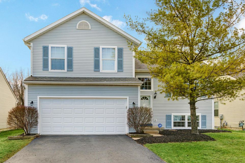 Photo of home for sale at 5481 Longworth Drive, Galloway OH