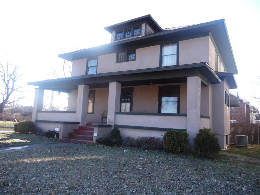 Photo of home for sale at 2227 High Street E, Springfield OH