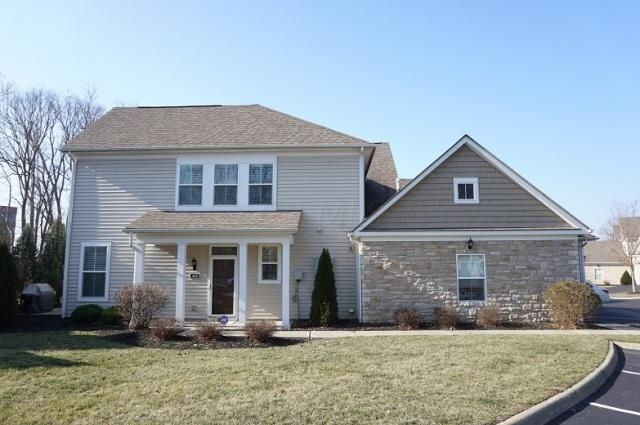 Photo of home for sale at 465 Westgreen Lane, Westerville OH
