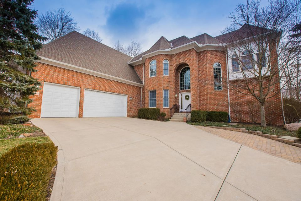 3244 WOODSTONE Drive, Lewis Center, OH 43035