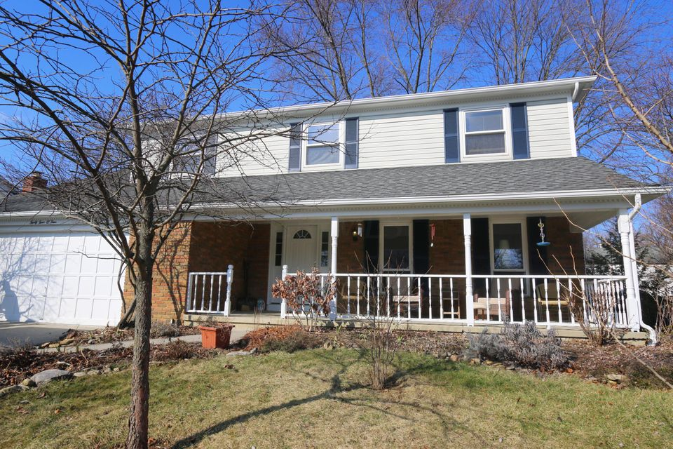 Photo of home for sale at 3404 Brendan Drive, Columbus OH