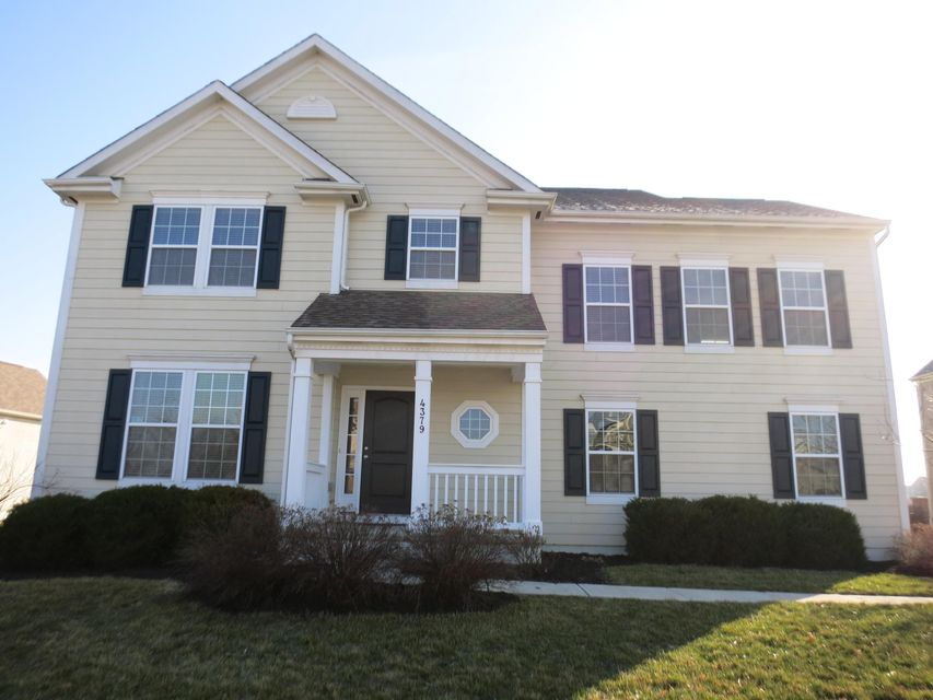 Photo of home for sale at 4379 Mcnamara Place, Lewis Center OH