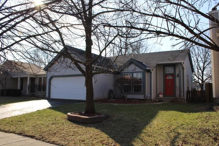 Photo of home for sale at 7611 Toweron Lane, Columbus OH
