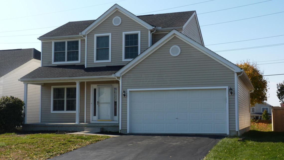 Photo of home for sale at 469 Lilyfield Lane, Galloway OH
