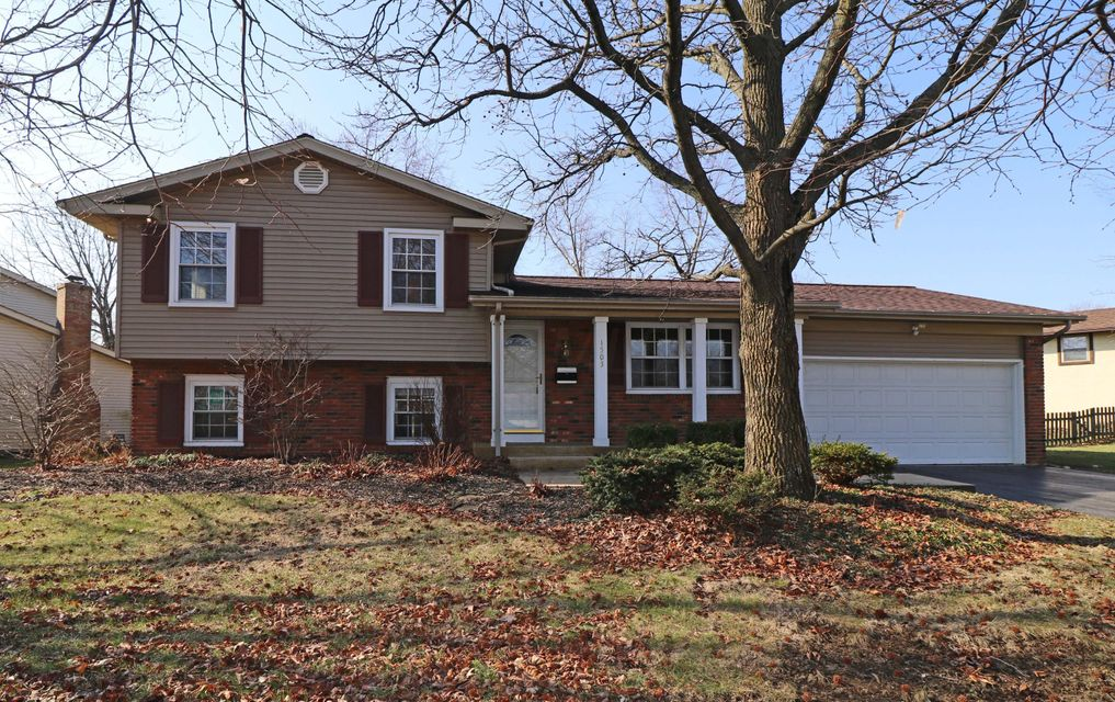 Photo of home for sale at 1503 Austin Drive, Columbus OH