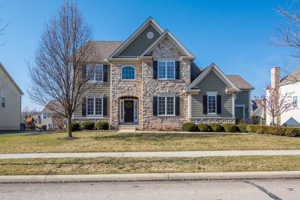 7365 Stone Gate Drive, New Albany, OH 43054
