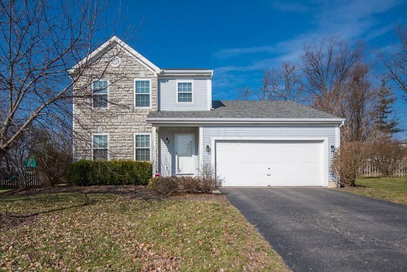 Photo of home for sale at 3776 Kellen Drive, Columbus OH