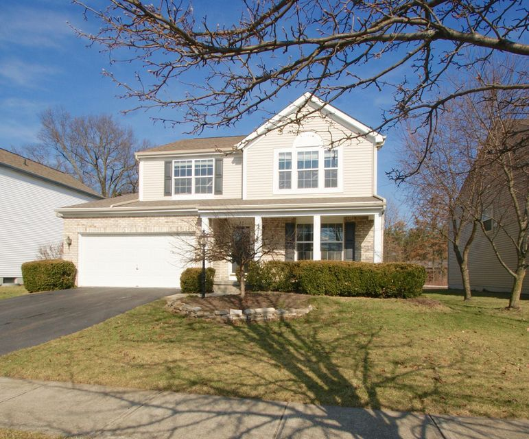 Photo of home for sale at 5283 Covington Meadows Drive, Westerville OH