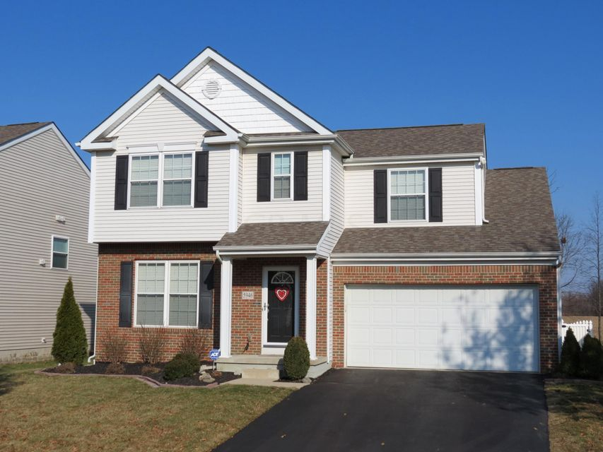 Photo of home for sale at 5946 Myrick Road, Dublin OH