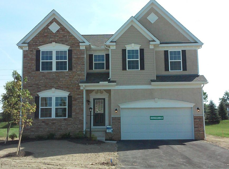 Photo of home for sale at 236 Evergreen Court, Pickerington OH