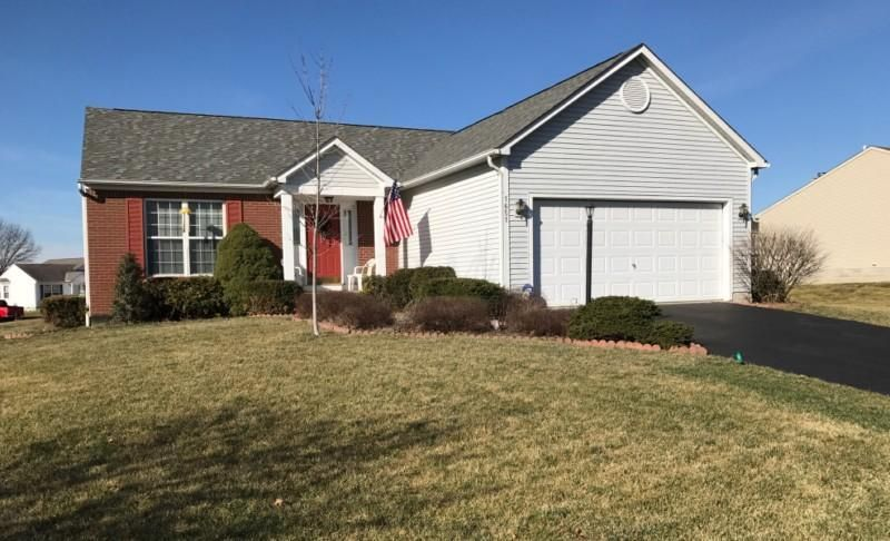 Photo of home for sale at 1651 Quail Meadows Drive, Lancaster OH