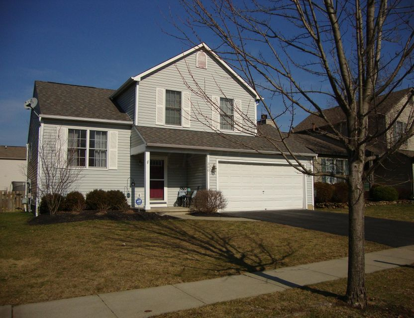 Photo of home for sale at 360 Kestrel Drive, Blacklick OH