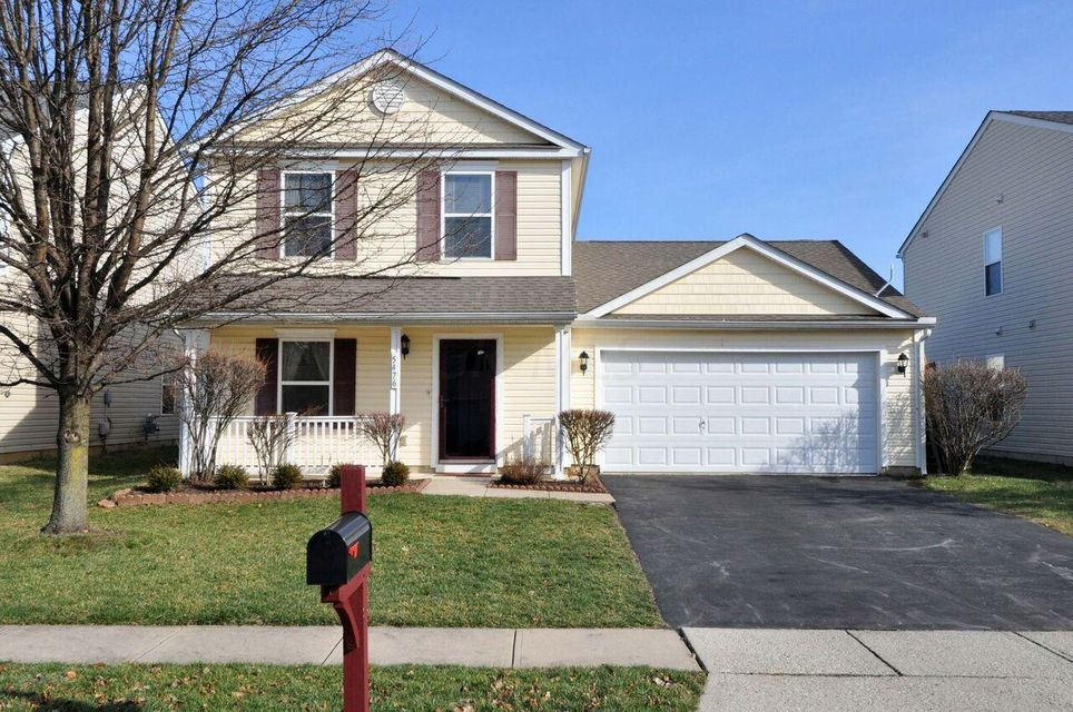 Photo of home for sale at 5476 Rockhurst Drive, Canal Winchester OH