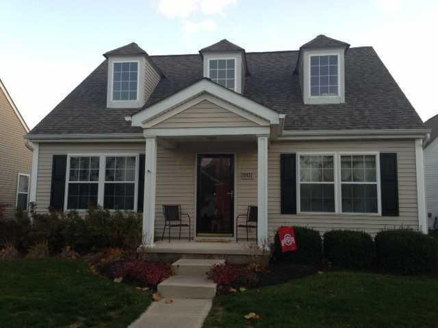 Photo of home for sale at 5937 Myrick Road, Dublin OH