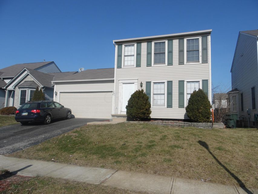Photo of home for sale at 1071 Tenagra Way, Columbus OH