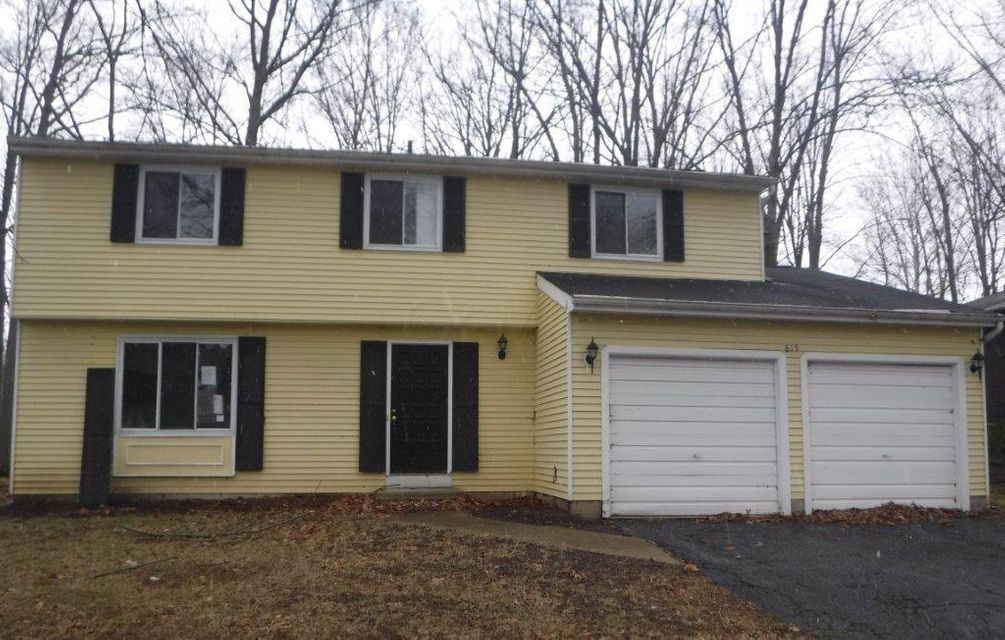 Photo of home for sale at 815 Mcdonell Drive, Columbus OH