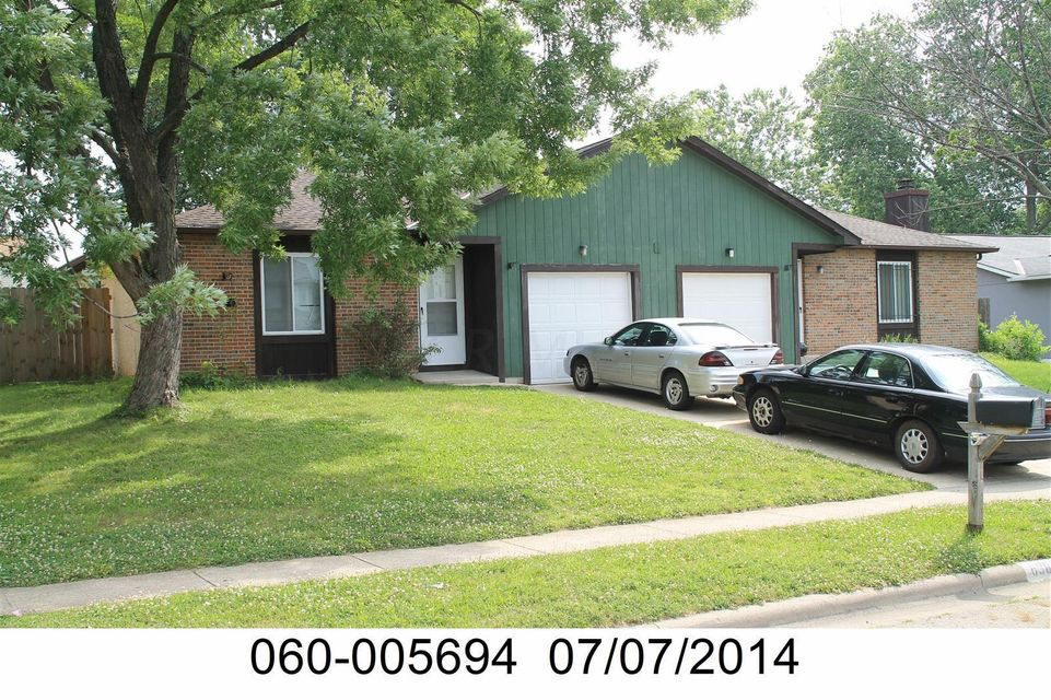 Photo of home for sale at 6388 Birchview Drive S, Reynoldsburg OH
