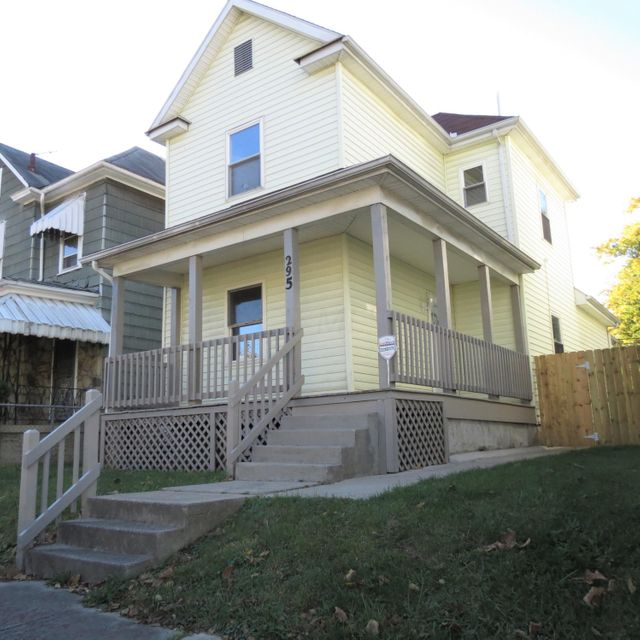 Photo of home for sale at 295 Burt Street, Columbus OH