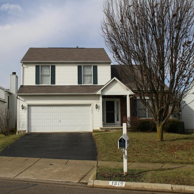 Photo of home for sale at 1379 Laforge Street, Columbus OH