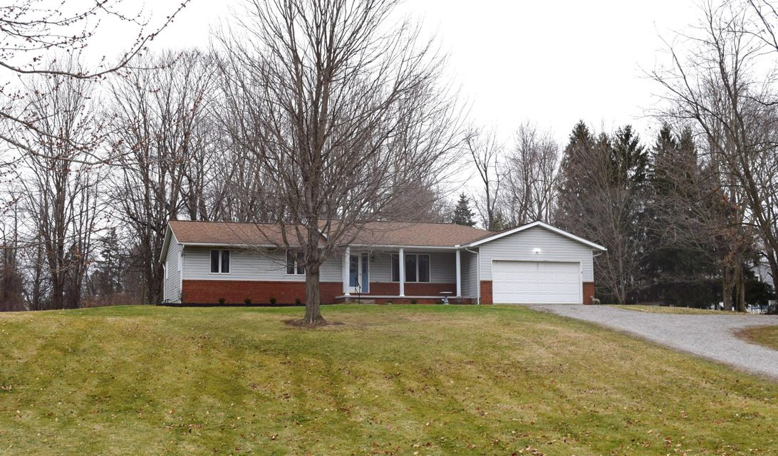 Photo of home for sale at 55 Beechwood Drive, Alexandria OH