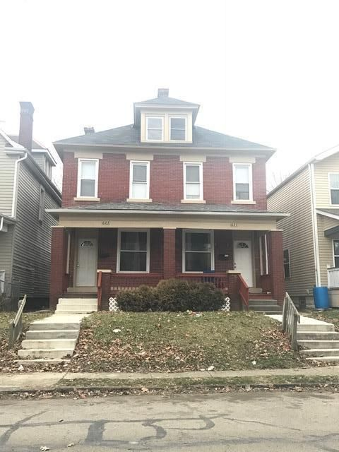Photo of home for sale at 621-623 Gilbert Street, Columbus OH