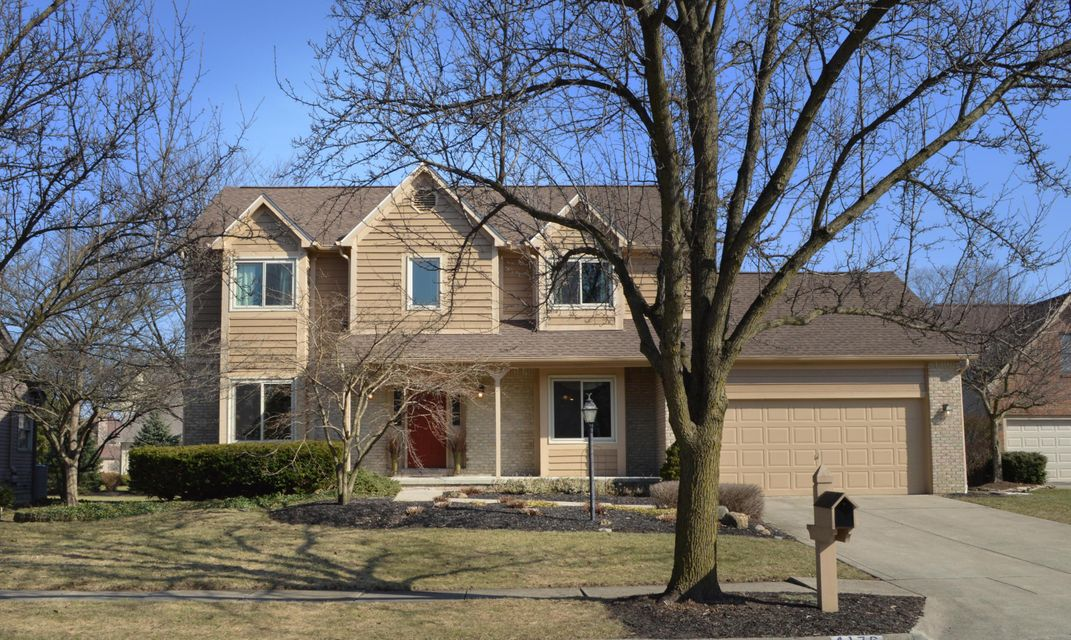 4176 GOLDTHREAD Court, Hilliard, OH 43026