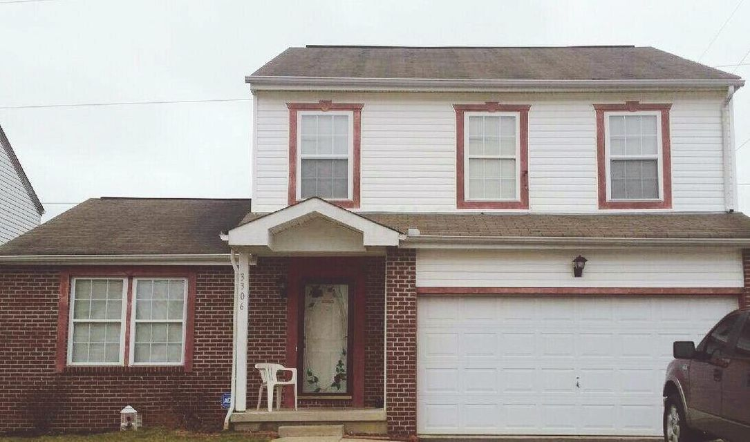 Photo of home for sale at 3306 Yozuri Drive, Columbus OH