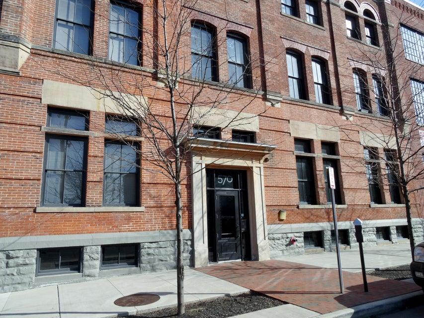 Columbus Ohio Brick Building For Sale
