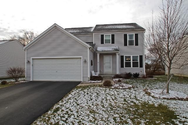 Photo of home for sale at 357 Sycamore Drive, Circleville OH