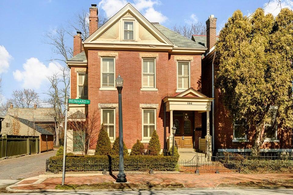 196 REINHARD Avenue, Columbus, OH 43206