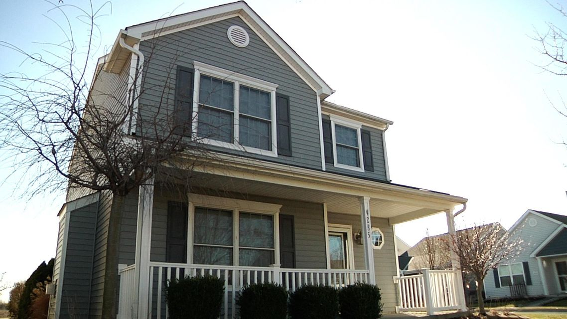 Photo of home for sale at 4285 Tigertail Lane, Grove City OH