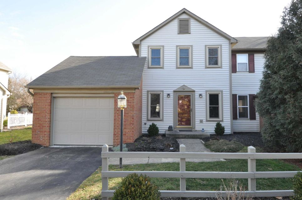 Photo of home for sale at 6920 Vally Down Road, Dublin OH