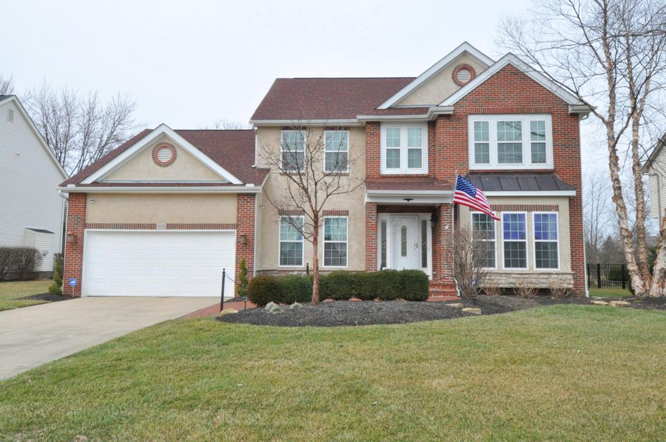 5628 Weston Trail Drive, Hilliard, OH 43026