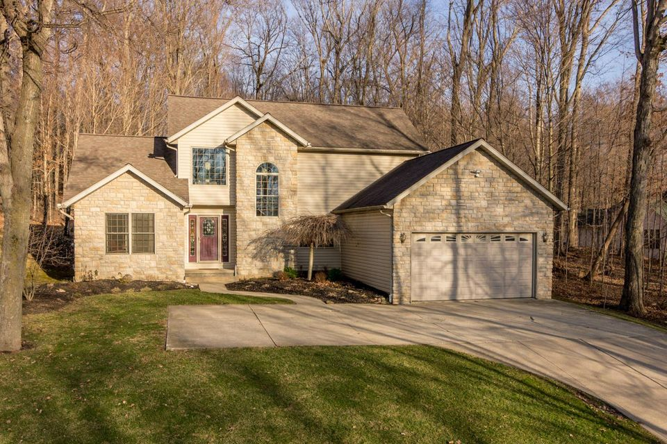 4034 Apple Valley Drive, Howard, OH 43028