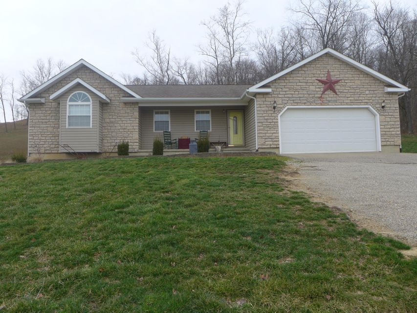 11140 NUMBER EIGHT HOLLOW Road NE, New Lexington, OH 43764