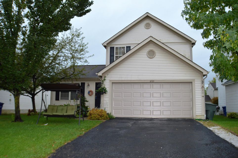 6763 Winbarr Way, Canal Winchester, OH 43110
