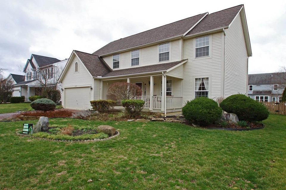 6259 MERIDEN Court, Canal Winchester, OH 43110