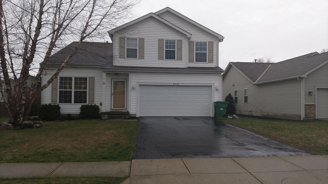 6587 Hemmingford Drive, Canal Winchester, OH 43110