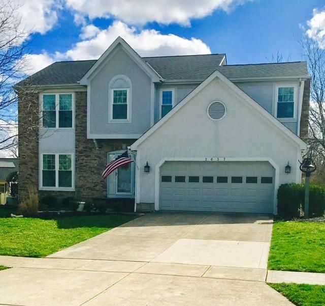 2637 Hoover Crossing Court, Grove City, OH 43123