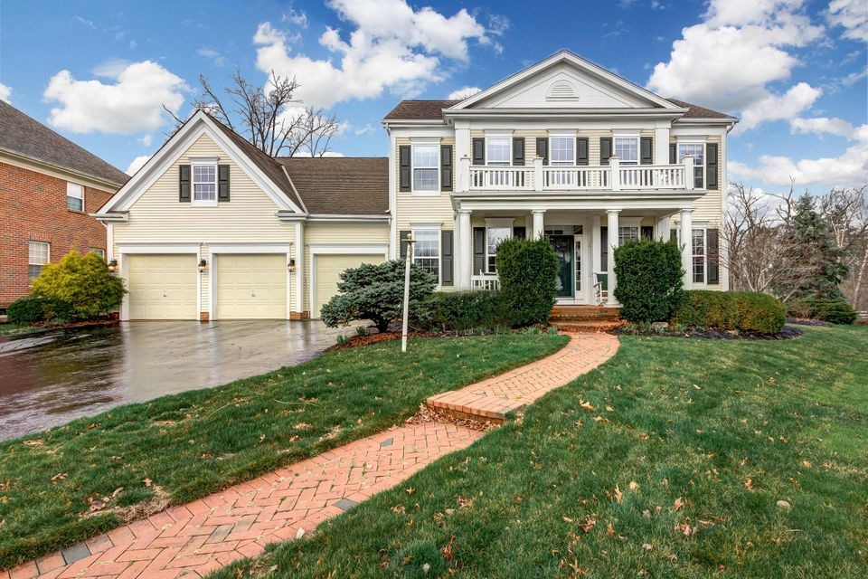 4965 Brooksview Circle, New Albany, OH 43054