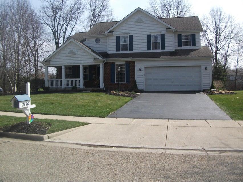 2646 Jefferson Estates Drive, Blacklick, OH 43004