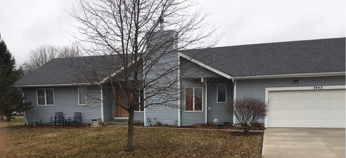 Photo of home for sale at 7443 Cosgray Road, Dublin OH