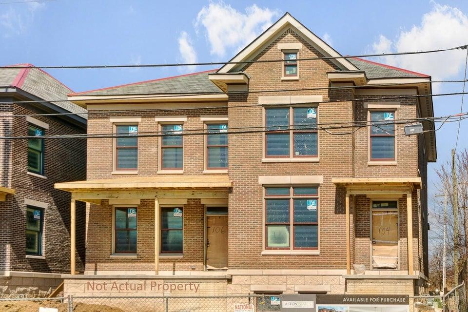 110 W Starr Avenue Unit 8, Columbus, OH 43201