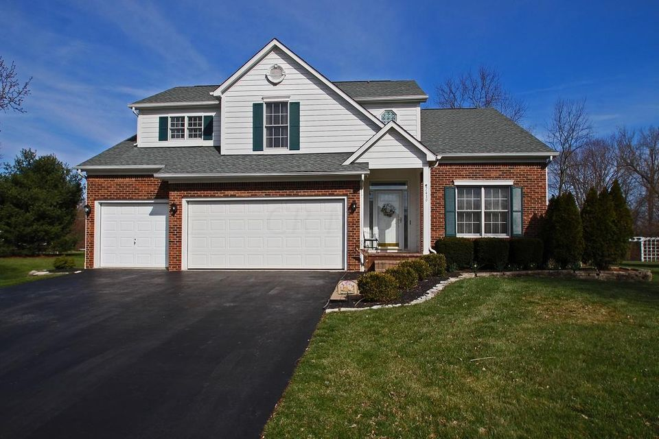 7439 Loy Rush Court, Canal Winchester, OH 43110